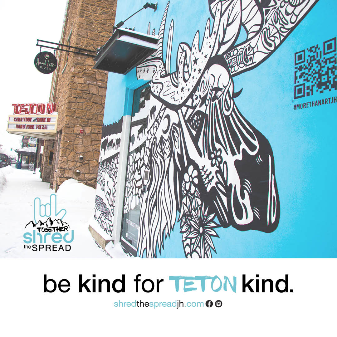 Be Kind-social post
