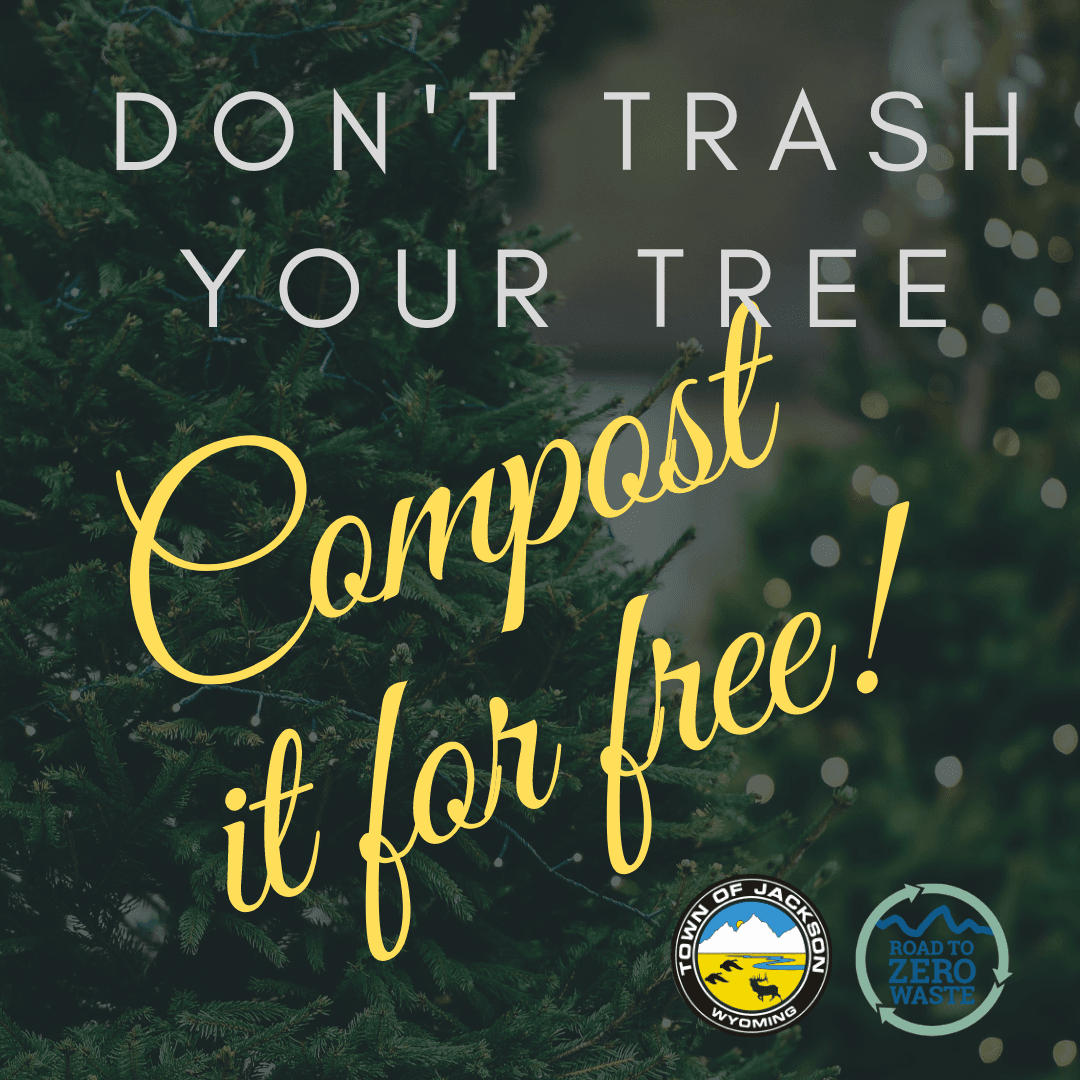 Compost it for free!